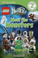 Lego Monster Fighters : Meet the Monsters - Simon Beecroft