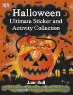 Halloween Ultimate Sticker and Activity Collection : Halloween - Jane Bull