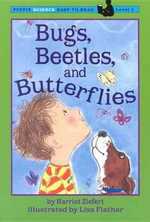 Bugs, Beetles, and Butterflies : Easy-To-Read: Level 1 (Turtleback) - Harriet Ziefert