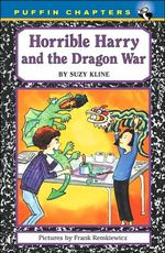 Horrible Harry and the Dragon War - Suzy Kline