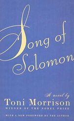 Song of Solomon - Toni Morrison