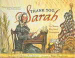Thank You, Sarah! : The Woman Who Saved Thanksgiving - Laurie Halse Anderson