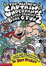 The All New Captain Underpants Extra Crunchy Book O' Fun 2 - Dav Pilkey