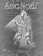 Sing Noel! : A Carol Service (Handbell Score), Score - Hal Hopson