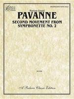 Pavanne : Second Movement from Symphonette No. 2, Sheet - Morton Gould