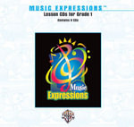Music Expressions Grade 1 : Lesson, CDs