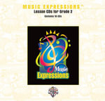 Music Expressions Grade 2 : Lesson, CDs