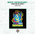 Music Expressions Grade 4 : Lesson, CDs