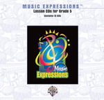 Music Expressions Grade 5 : Lesson, CDs