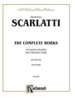 The Complete Works, Vol 8 : Piano Solo - Domenico Scarlatti