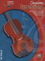 Violin, Book Two : Viola, Book & CD - Kathleen Brungard