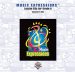 Music Expressions Grade 6 (Middle School 1) : Lesson, CDs