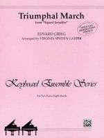 Triumphal March : Sheet - Edvard Grieg