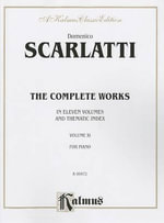 The Complete Works, Vol 11 - Domenico Scarlatti