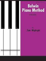 Belwin Piano Method, Bk 4 - June Weybright
