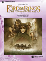 The Lord of the Rings : The Fellowship of the Ring, Symphonic Suite from - Howard Shore