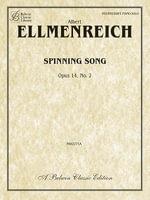 Spinning Song, Op. 14, No. 2 : Sheet - Albert Ellmenreich