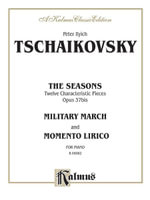 The Seasons, Op. 37 - Peter Tchaikovsky