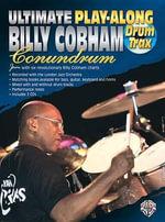 Ultimate Play along - Billy Cobham : Billy Cobham Conundrum - Warner Bros Publications
