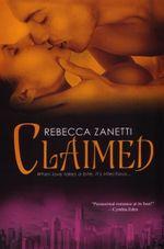 Claimed - Rebecca Zanetti