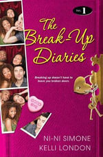 The Break-Up Diaries, Vol. 1 : Break-Up Diaries (Paperback) - Ni-Ni Simone