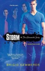 Storm : The Elemental Series : Book 1 - Brigid Kemmerer