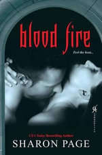 Blood Fire - Sharon Page
