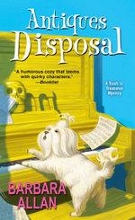 Antiques Disposal - Barbara Allan