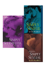 Kate Pearce Bundle : Simply Sexual, Simply Sinful & Simply Shameless - Kate Pearce