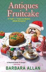 Antiques Fruitcake - Barbara Allan