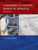 Consumer Economic Issues in America - E Thomas Garman