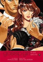Gossip Girl: The Manga: v. 3 : For Your Eyes Only - Cecily Von Ziegesar