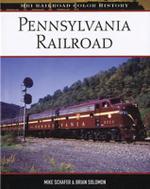 Pennsylvania Railroad : MBI Railroad Color History - Mike Schafer