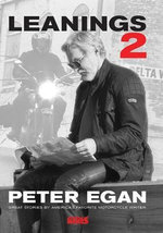 Leanings 2 : Great Stories By America's Favorite Motorcycle Writer - Peter Egan