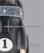 Shelby Cobra Fifty Years - Colin Comer