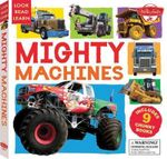 Mighty Machines : Includes 9 Chunky Books - Walter Foster Creative Team