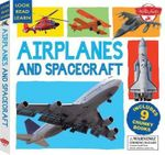 Airplanes and Spacecraft : 9 Chunky Books - Walter Foster Jr. Creative Team
