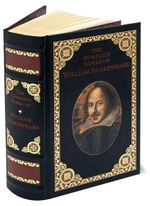 The Complete Works of William Shakespeare : Barnes & Noble Leatherbound Classic Collection - William Shakespeare