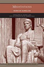 Meditations : Barnes & Noble Library of Essential Reading - Marcus Aurelius