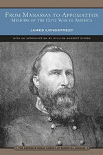From Manassas to Appomattox : Memoirs of the Civil War in America - James Longstreet