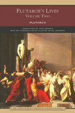 Plutarch's Lives : Volume 2 - Plutarch