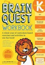 Brain Quest Kindergarten Workbook - Lisa Trumbauer