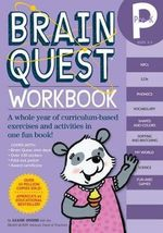 Brain Quest Pre-K Workbook - Liane Onish
