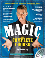 Magic : The Complete Course - Joshua Jay