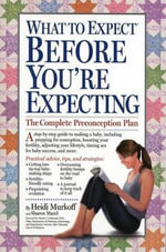 What to Expect Before You're Expecting :  USA EDITION - Heidi Murkoff