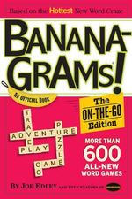 Bananagrams : On-The-Go Edition - Joe Edley