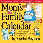 Mom's Family Calendar - Sandra Boynton