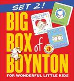 Big Box of Boynton : Set 2 - Sandra Boynton