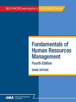 Fundamentals of Human Resources Management : eBook Edition - Diane Arthur