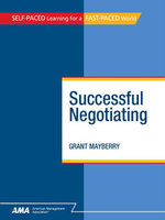Successful Negotiating : eBook Edition - Grant Mayberry